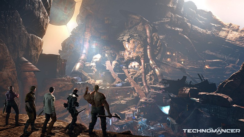 The Technomancer ganha novas screenshots