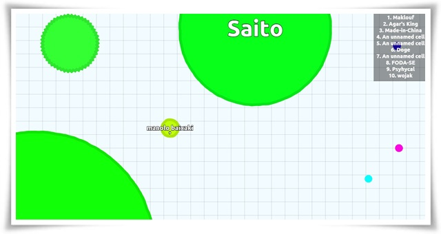 Agar.io - Imagem 2 do software