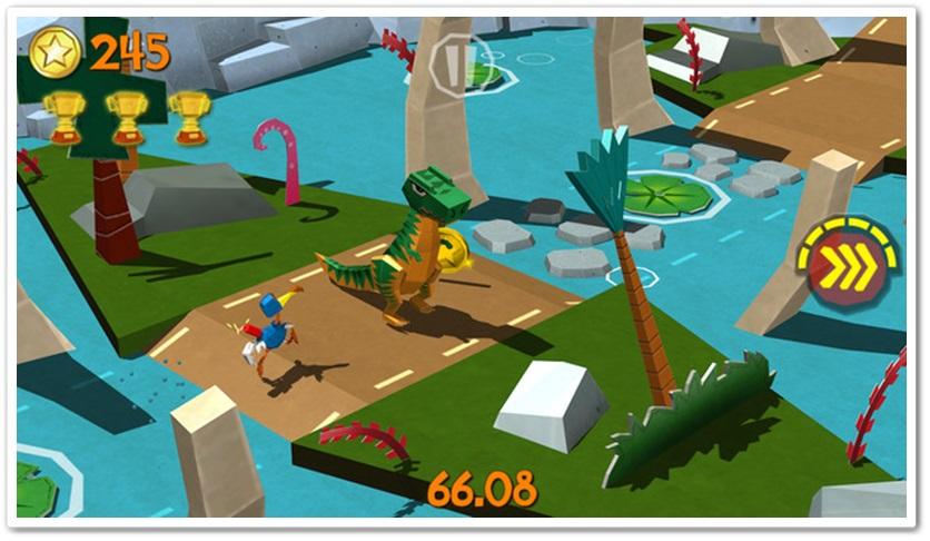 Cartoon Survivor - Imagem 1 do software