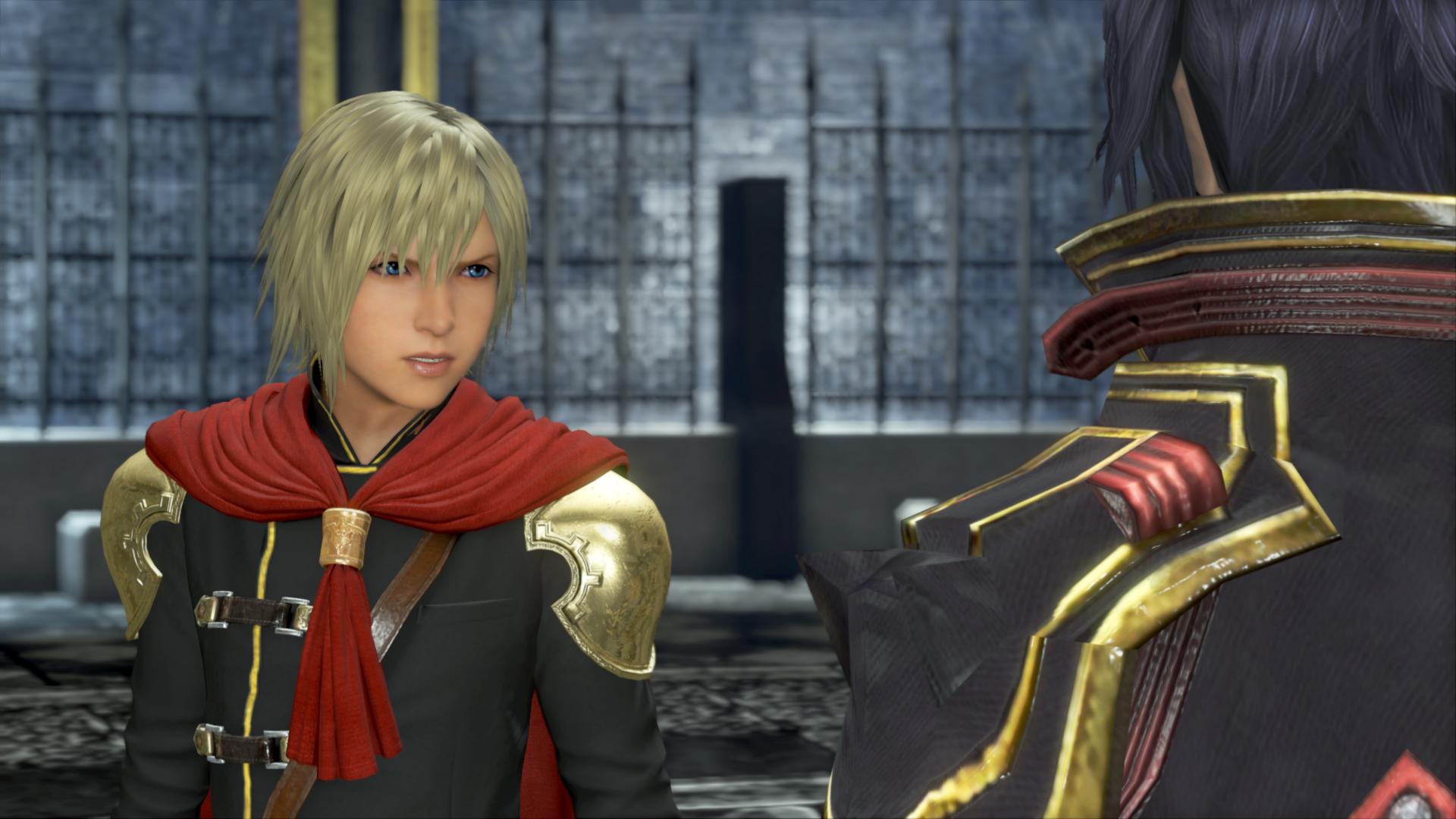 Veja duas imagens em 1080p da versão para PC de Final Fantasy Type-0 HD