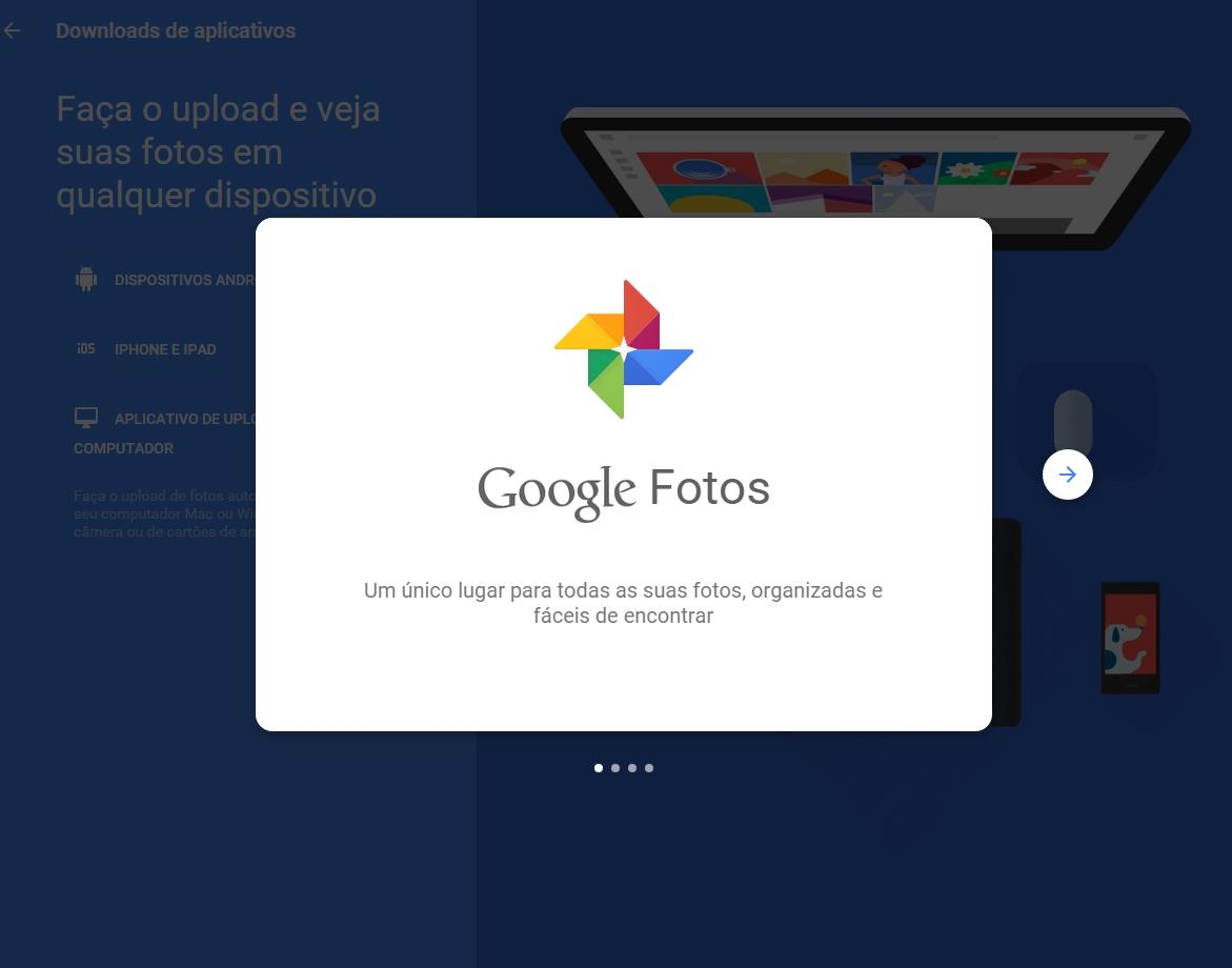 Google Fotos - Imagem 1 do software