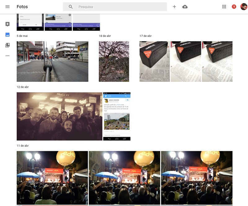 Google Fotos - Imagem 2 do software