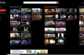 Flvto Media Player for YouTube Download para Symbian em