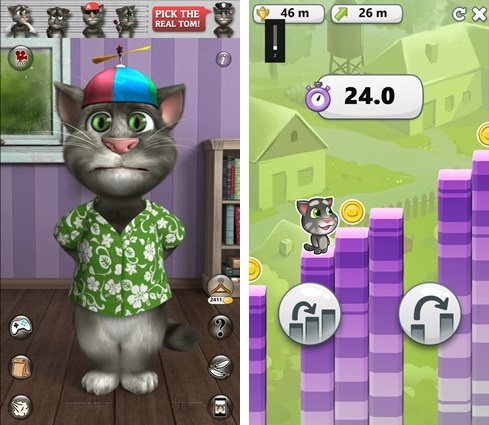 Talking Tom Cat 2 Download para Windows em Português Grátis