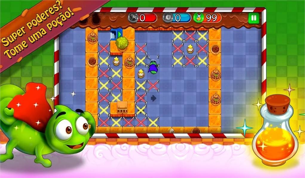 Candy Maze - Uma Doce Aventura - Imagem 1 do software