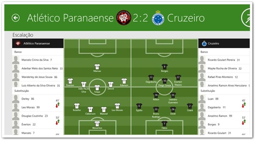 One Football - Imagem 1 do software