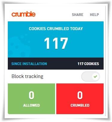 Crumble - Imagem 1 do software