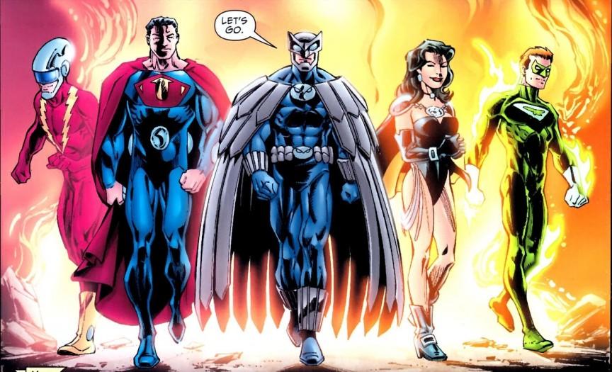 73f476c06 Em um dos vários universos alternativos criados pela DC Comics ao longo dos  anos