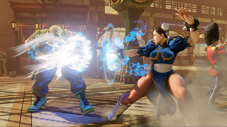 Hands on: primeiras impressões de Street Fighter V