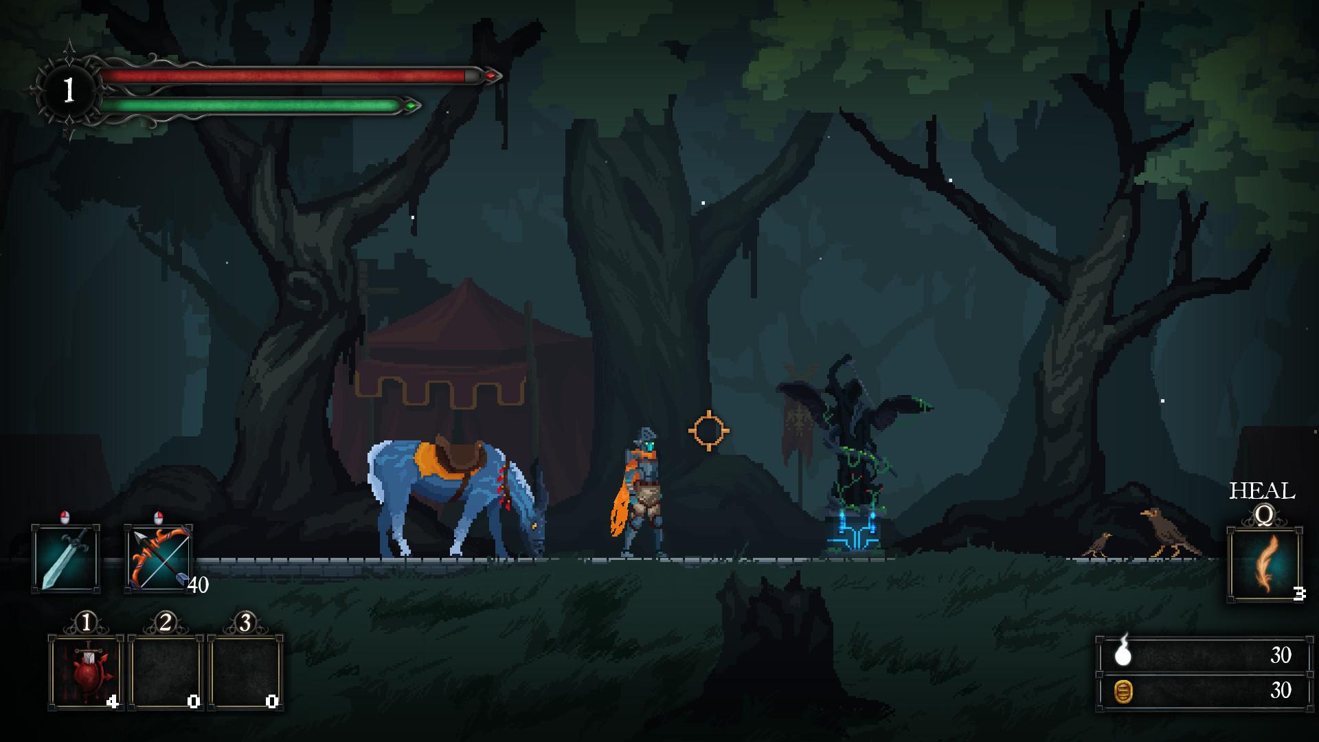 Mesclando RPG e 2D, Death's Gambit chegará para PS4 e PC em 2016 [vídeo]