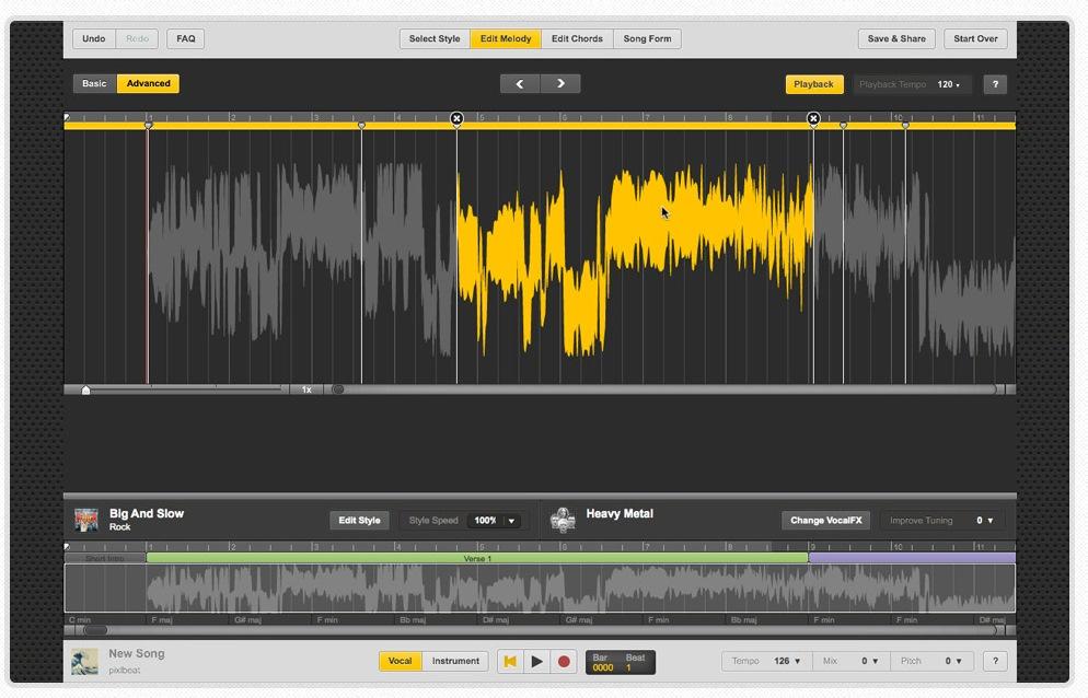 UJAM - Imagem 3 do software