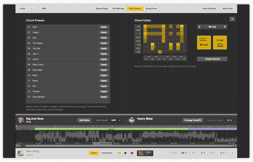 UJAM - Imagem 5 do software