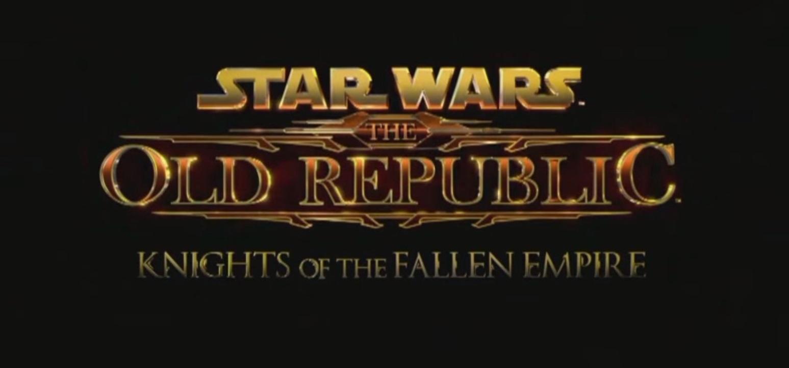 Star Wars: A República Velha — Cavaleiros do Império Caído