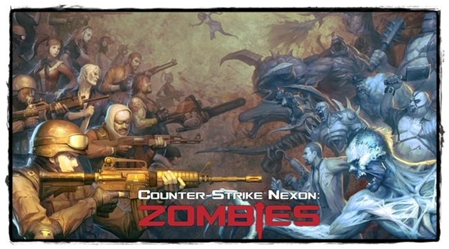 Counter-Strike Nexon: Zombies - Imagem 1 do software
