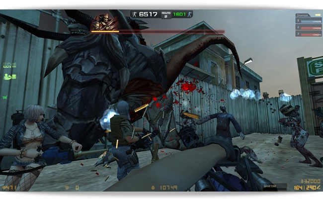 Counter-Strike Nexon: Zombies - Imagem 2 do software
