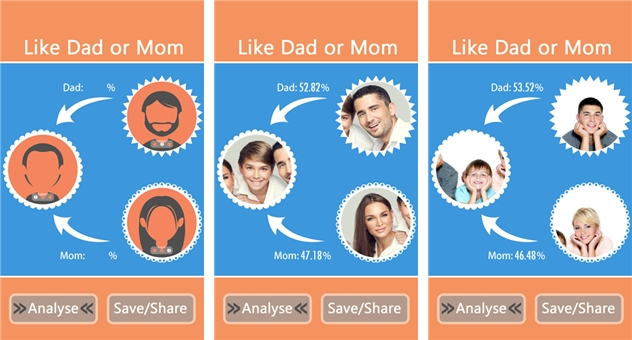 Like Parent: Compare Your Face With Friends - Imagem 1 do software
