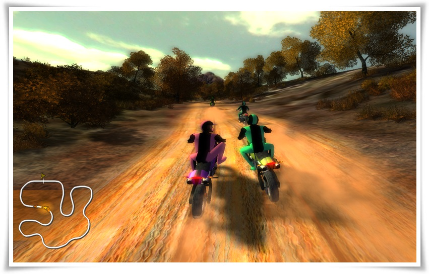 Super Moto Racers - Imagem 1 do software