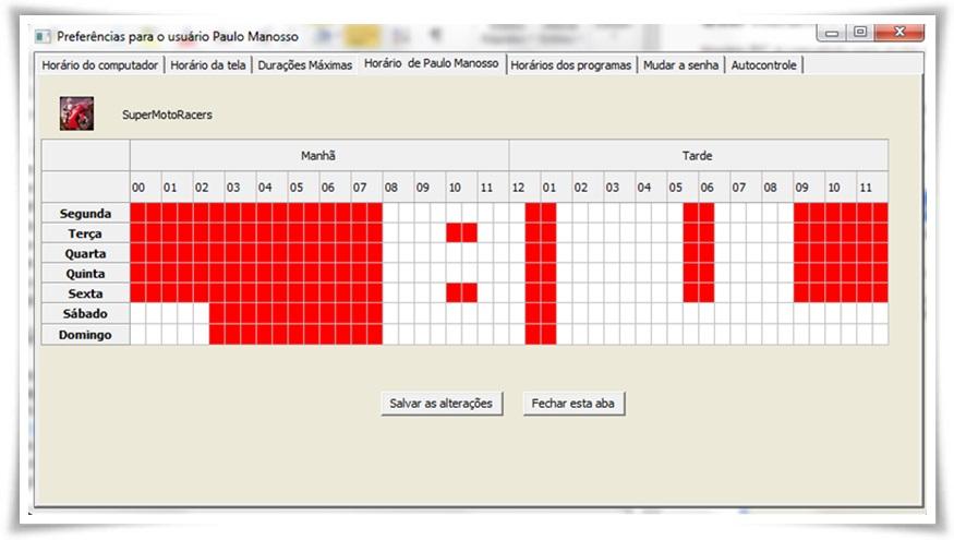 Horario PC - Imagem 1 do software