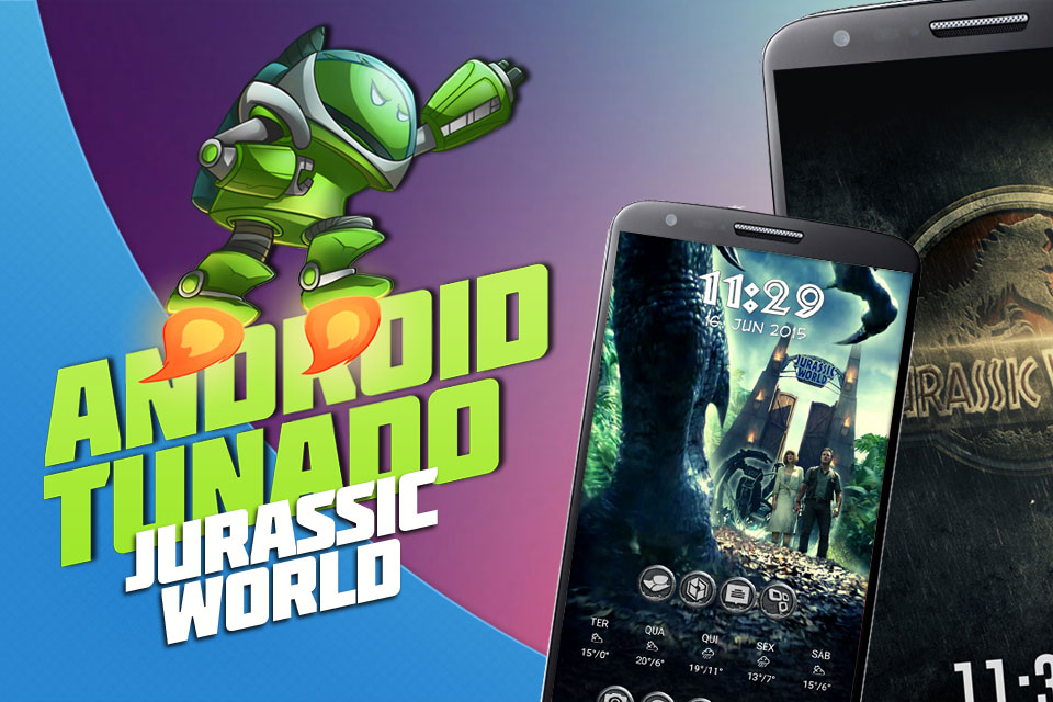 WINDOWS UNIANDROID 7 JURASSIC POUR TÉLÉCHARGER