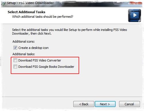 FSS Video Downloader - Imagem 2 do software