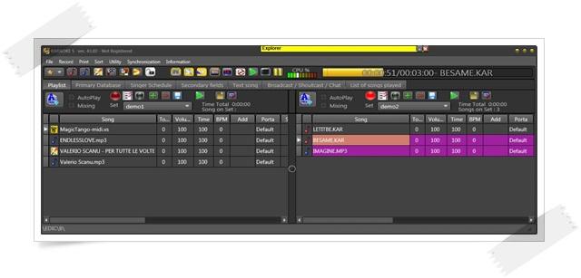 Karaoke 5 - Imagem 1 do software
