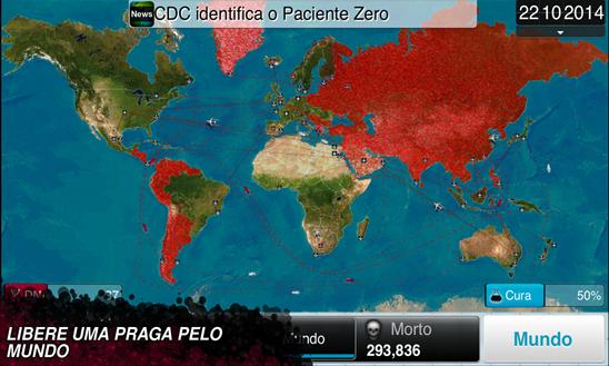 Plague Inc. - Imagem 1 do software