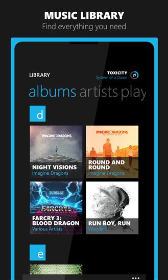 n7player Music Player - Imagem 1 do software