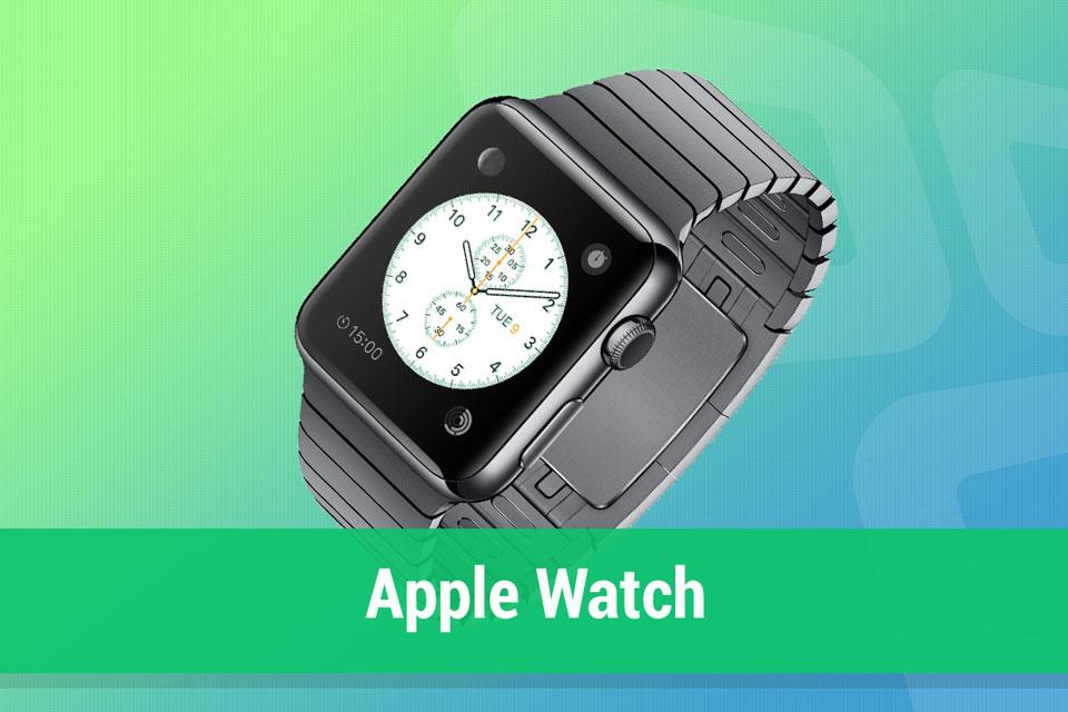 cf1fdbd5957 Review  smartwatch Apple Watch  vídeo  - TecMundo