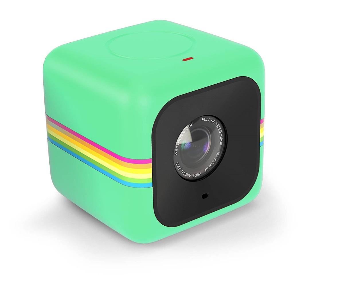 c1a9b857b5367 Cube+  nova câmera de ação da Polaroid ganha WiFi e mantém medidas enxutas