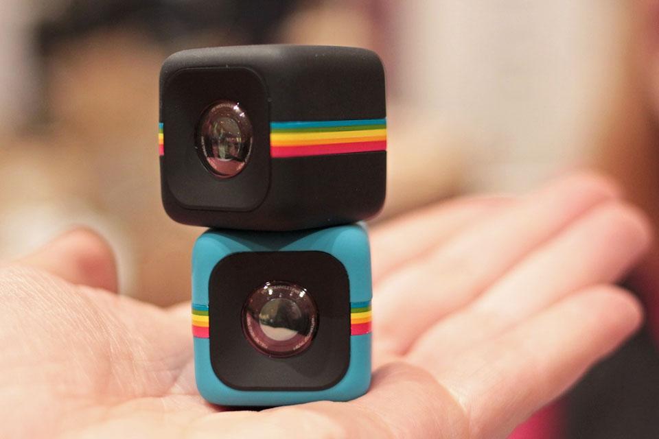 5cf313163641a Cube+  nova câmera de ação da Polaroid ganha WiFi e mantém medidas enxutas  - TecMundo