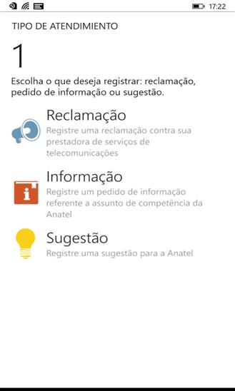 Consumidor - Imagem 2 do software