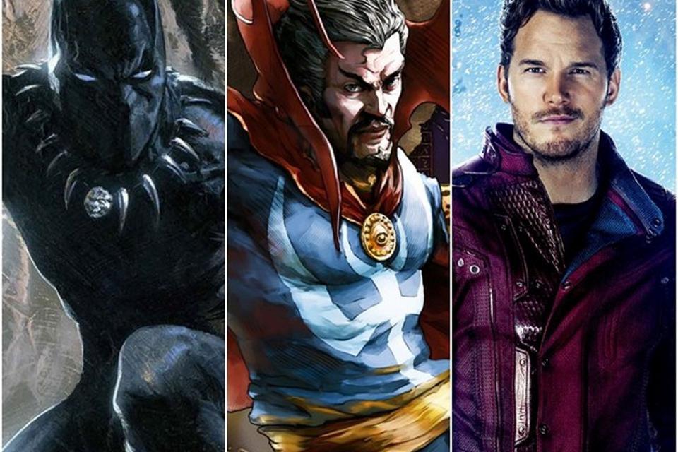 Presidente da Marvel comenta Pantera Negra, Doutor Estranho e mais!