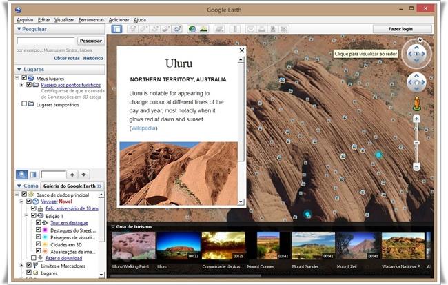 Google Earth Download para Windows em Português Grátis