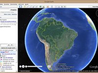 Imagem 1 do Google Earth
