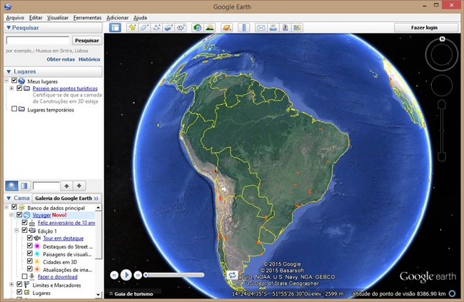 Google earth download imagem 1 do google earth stopboris Choice Image