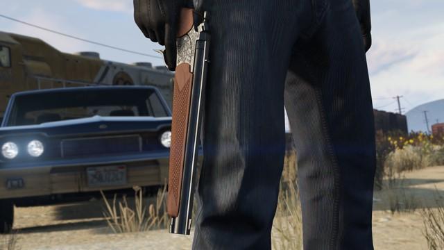 Armas e roupas: novas imagens do DLC Dinheiro Sujo Parte II de GTA V