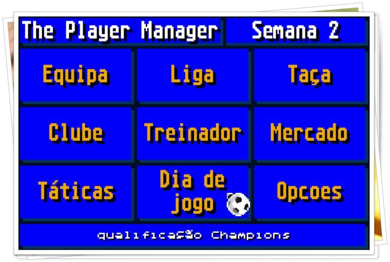 The Player Manager 2016 - Imagem 2 do software
