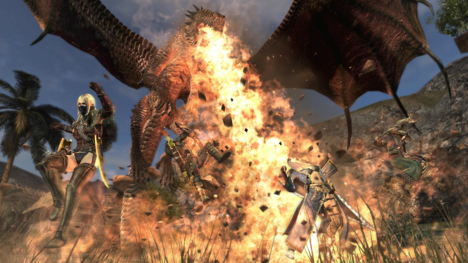 Dragon's Dogma Online ganha novas screenshots em 1080p