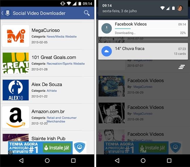 Facebook: como fazer download dos vídeos publicados na rede