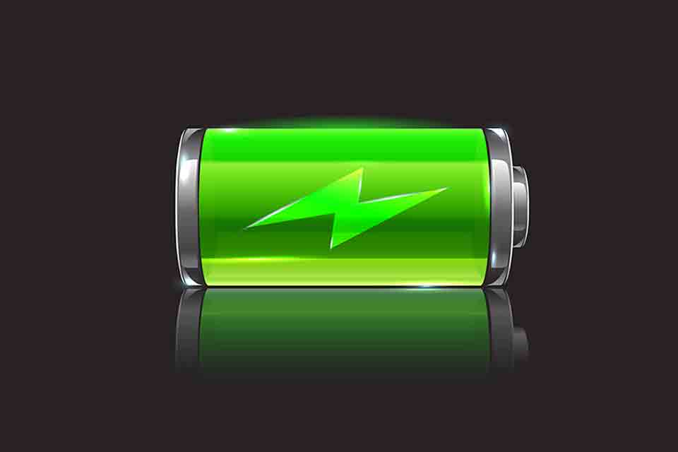 картинка на уровне заряда батареи пост
