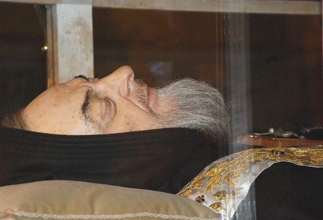 Resultado de imagem para santos incorruptos padre pio