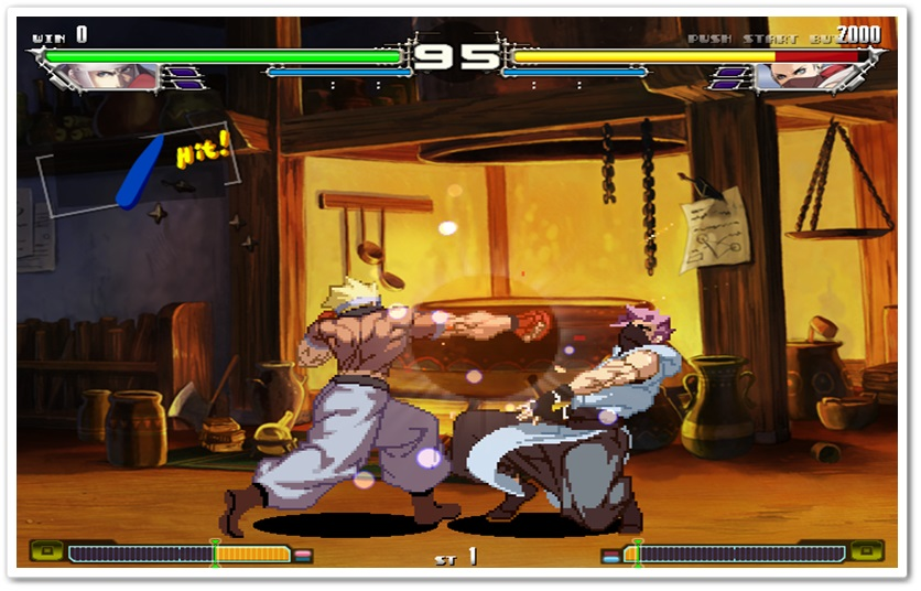 Yatagarasu: Attack of Cataclysm - Imagem 2 do software