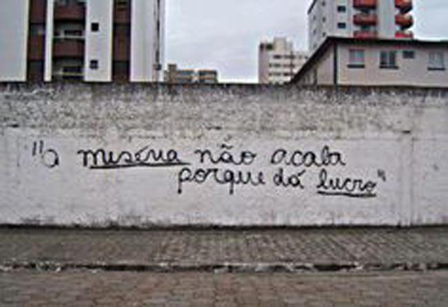 15 Pichações Filosóficas Em Muros Do Brasil Mega Curioso