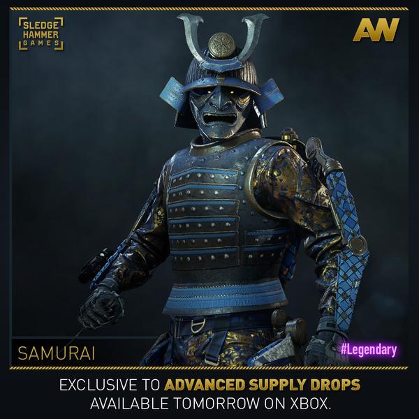 Call of Duty: Advanced Warfare ganha mais cinco vestimentas [imagens]