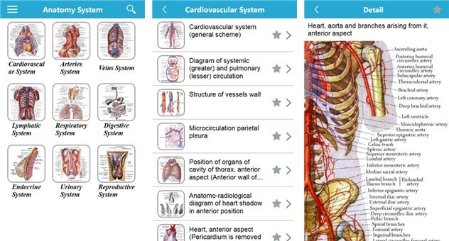 Human Anatomy Atlas - Imagem 1 do software