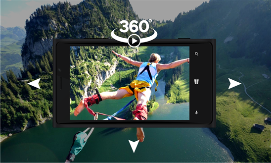 Video 360 - Imagem 1 do software