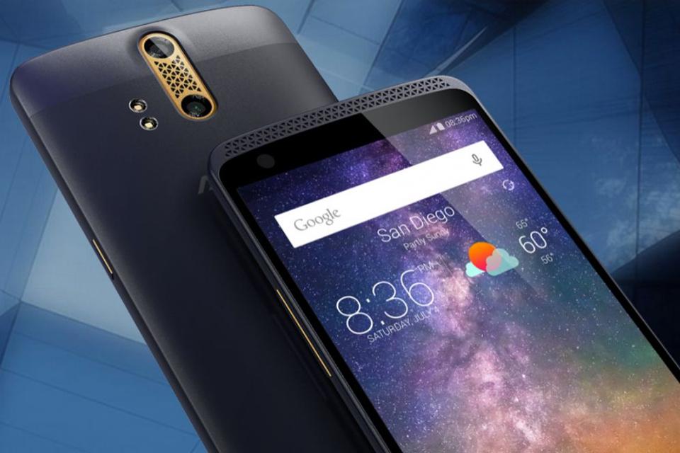 ZTE Axon: um smartphone surpreendentemente potente por R$ 1,5 mil