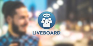 LiveBoard: RealTime Whiteboard