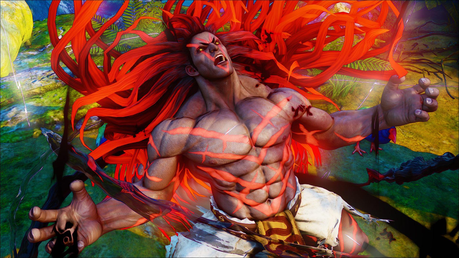 Necalli é anunciado para Street Fighter 5 nos palcos do EVO 2015