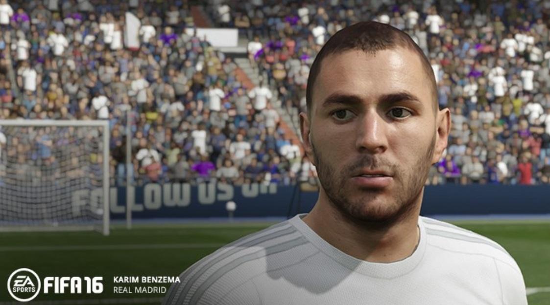 Real Madrid e EA Sports se unem por atletas mais realistas em FIFA 16